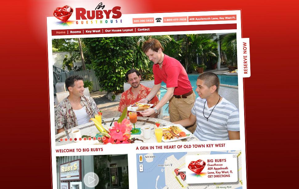 gay key west big rubys