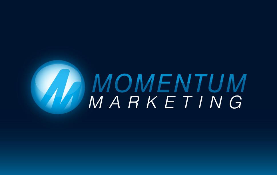 Momentum Logo momentum marketing Logo