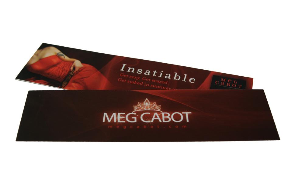 Meg_Cabot_Bookmark