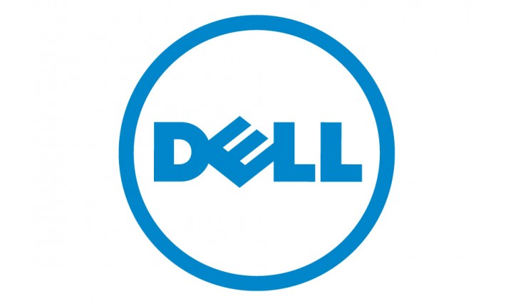 Dell Logo Blue