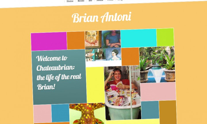 Brian-antoni-wordpress-blog
