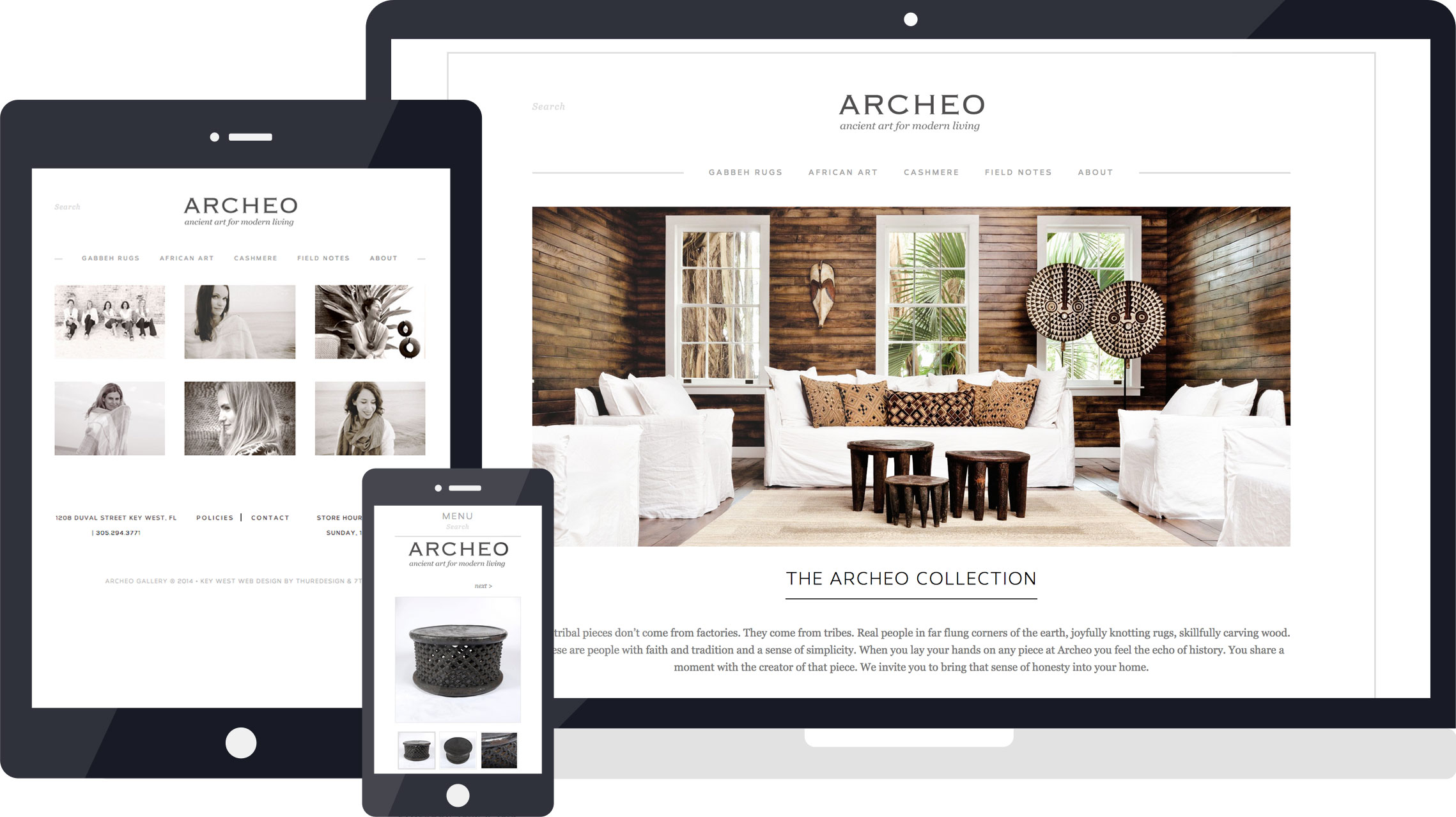 archeo-gallery-key-west_web-design_featured