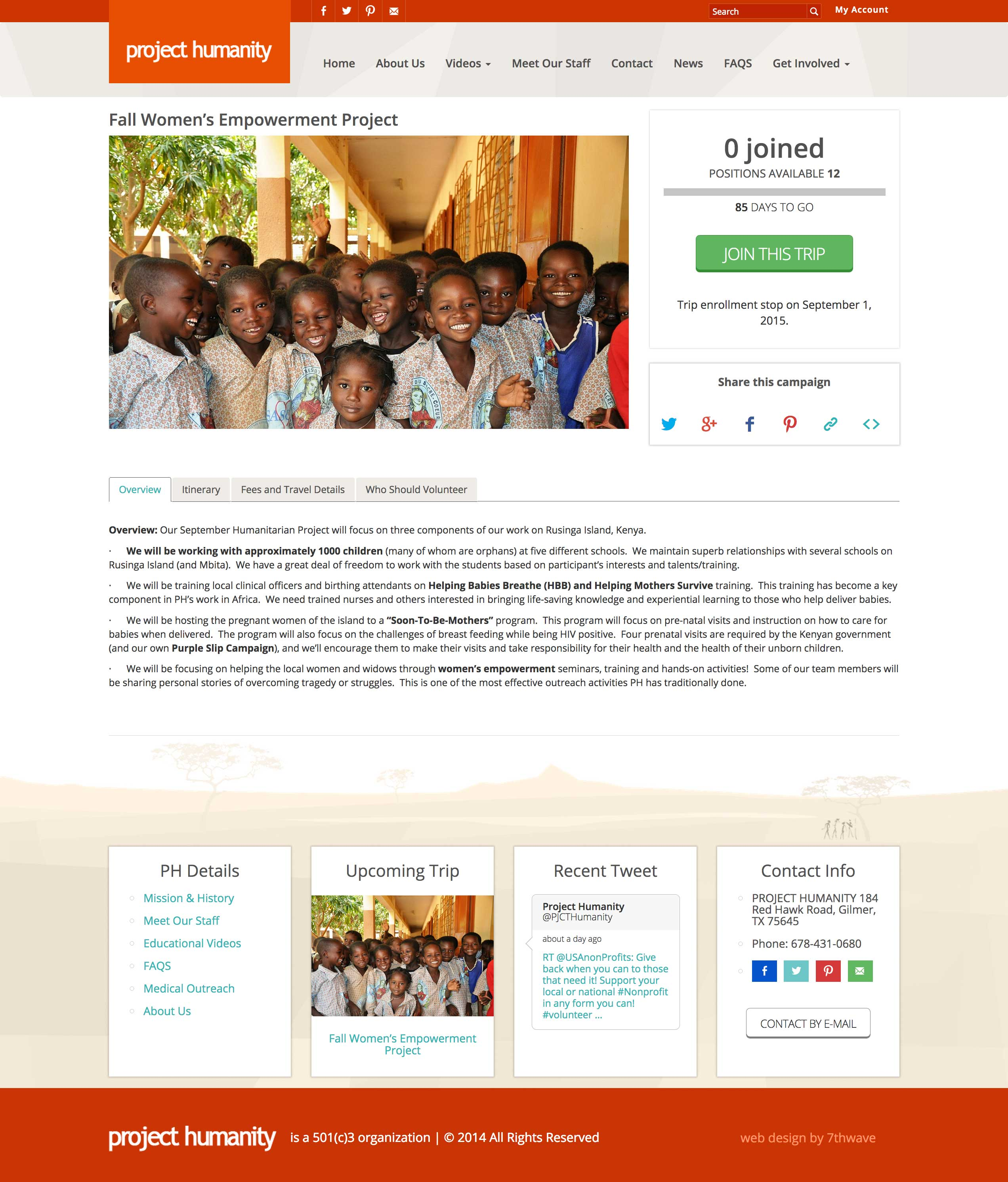 projecthumanity-web-design-videos